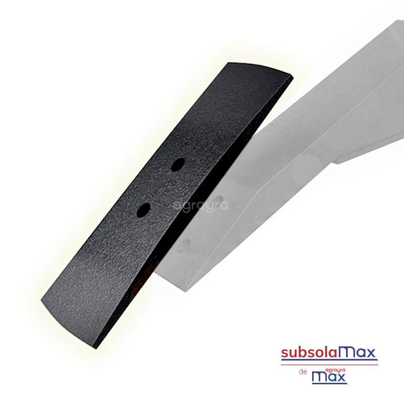 Punta recta SubsolaMAX p/subsoladores varios - AgrayraMax 02040577