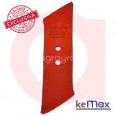 Punta derecha KEMAX p/arado con equipo Kverneland - AgrayraMax 02040578 vista posterior