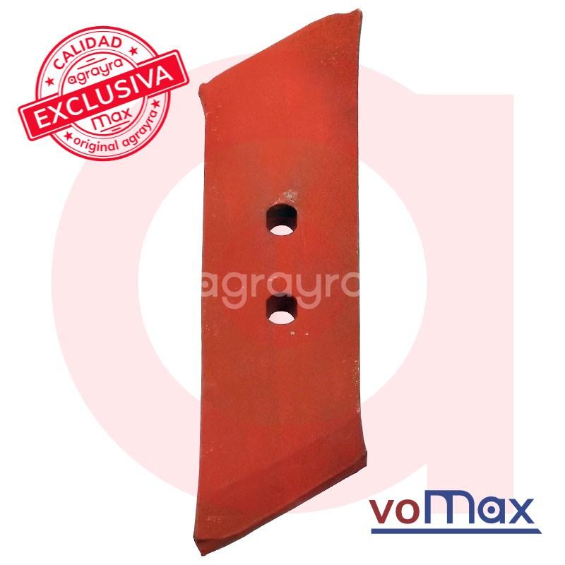 Punta izquierda VOMAX p/arado con equipo Vogel&Noot - AgrayraMax 02040581
