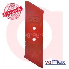 Punta izquierda VOMAX p/arado con equipo Vogel&Noot - AgrayraMax 02040581 vista posterior