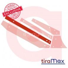 Tira central larga derecha TiraMAX p/arado con equipo Vogel&Noot - AgrayraMax 02040272 posición