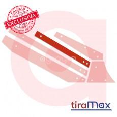 Tira central corta derecha TiraMAX p/arado con equipo Vogel&Noot - AgrayraMax 02040274 posición dentro del arado