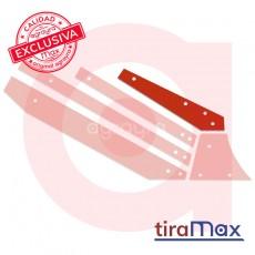 Tira superior derecha TiraMAX p/arado con equipo Vogel&Noot - AgrayraMax 02040276 posición en la vertedera