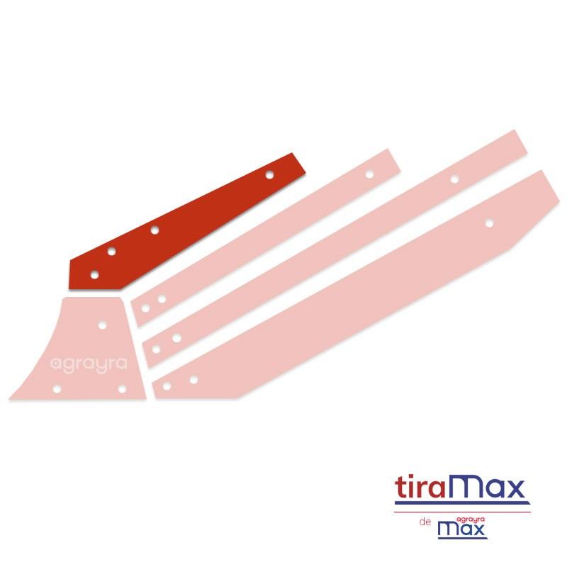 Tira superior izquierda TiraMAX p/arado con equipo Vogel&Noot - AgrayraMax 02040277