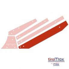Tira inferior izquierda TiraMAX p/arado con equipo Vogel&Noot - AgrayraMax 02040271